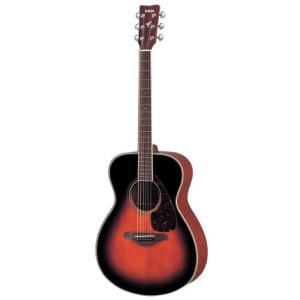 YAMAHA ヤマハ アコースティックギター FS720S TBS スタンド付|ebisound
