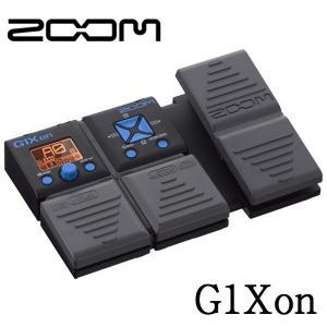ZOOM G1Xon エレキギター用 マルチエフェクター 【3mケーブルプレゼント!】|ebisound
