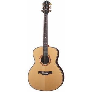 CRAFTER クラフター アコースティックギター GA-45N Ritter製ギグケース&スタンド付|ebisound