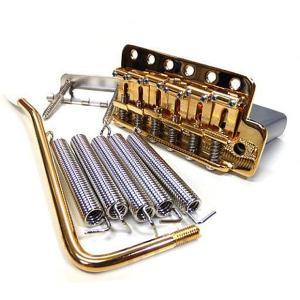 GOTOH ST用トレモロブリッジ プレスサドル GE101T/GG ゴールド|ebisound
