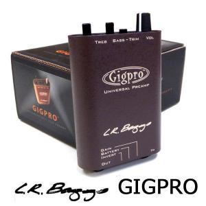 L.R.Baggs Gigpro アコースティック用プリアンプ|ebisound