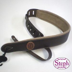 STEPH ステフ ストラップ GT-711 TAN ソフトパッド シリーズ|ebisound