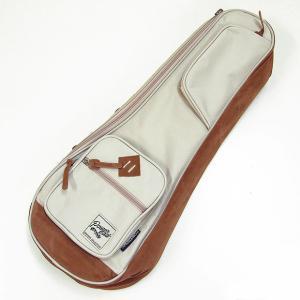 IBANEZ アイバニーズ IUBC541-BE コンサート ウクレレ用 バッグ ケース ベージュ POWERPAD Designer Collection Bag for Concert Style Ukulele Beige|ebisound