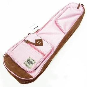 IBANEZ アイバニーズ IUBC541-PK コンサート ウクレレ用 バッグ ケース 限定カラー ピンク POWERPAD Designer Collection Bag for Concert Style Ukulele Pink|ebisound