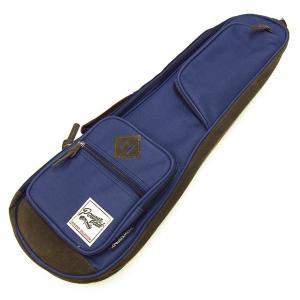 IBANEZ アイバニーズ IUBS541-NB ソプラノ ウクレレ用 バッグ ケース ネイビーブルー POWERPAD Designer Collection Bag for Soprano Style Navy Blue|ebisound