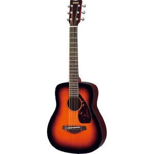 YAMAHA ヤマハ ミニアコースティックギター JR2S TBS タバコブラウンサンバースト スタンド付|ebisound