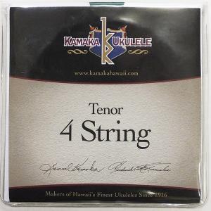 KAMAKA  Tenor String 4 カマカ テナー用 ウクレレ弦  【ネコポス(旧速達メール便)送料230円】 ebisound