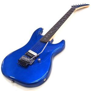 エレキギター Kramer クレイマー Baretta Vintage Candy Blue ベレッタ ヴィンテージ キャンディ ブルー【メーカー2ndアウトレット】【国内正規品】|ebisound