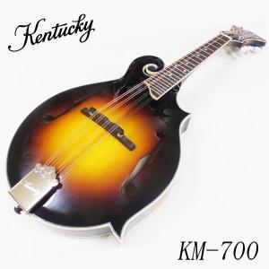 Kentucky ケンタッキー フラット マンドリン KM-700|ebisound