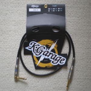 K-GARAGE KSL-1 ギター ベース用パッチケーブル 1m|ebisound