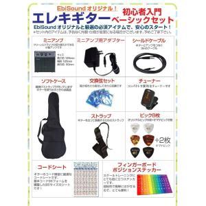 エピフォン エレキギター Epiphone LP-100 レスポール 初心者 11点セット ミニアンプ用9Vアダプター付|ebisound|08