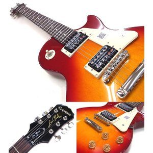 エピフォン エレキギター Epiphone LP-100 レスポール 初心者 マーシャルアンプ付 15点セット ebisound 03