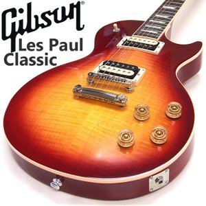 ギブソン Gibson USA Les Paul Classic Plus HCS Heritage Cherry Sunburst エレキギター レスポール #170055593|ebisound