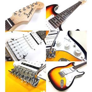 エレキギター 初心者セット レジェンド LST-FMX ベーシックセット|ebisound|03