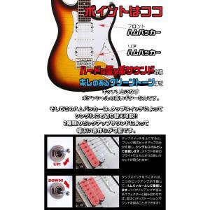 エレキギター 初心者セット レジェンド LST-FMX ベーシックセット|ebisound|04