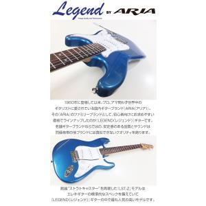 エレキギター 初心者セット LST-Z/MBL レジェンド 15点セット|ebisound|02