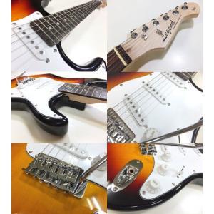 エレキギター 初心者 セット ZOOM G1on付  LST-Z/3TS Legend エレキギター 入門 16点セット|ebisound|03
