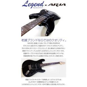 エレキギター 初心者 セット ZOOM G1on付  LST-Z/BBK Legend エレキギター 入門 16点セット ebisound 02