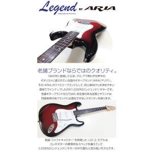 エレキギター 初心者 セット ZOOM G1on付  LST-Z/RBS Legend エレキギター 入門 16点セット|ebisound|02