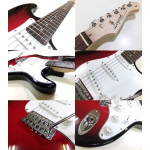 エレキギター 初心者 セット ZOOM G1on付  LST-Z/RBS Legend エレキギター 入門 16点セット|ebisound|03