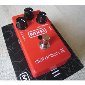 Dunlop MXR エフェクター M-115  distortionIII|ebisound