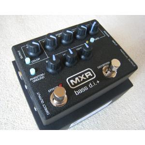 Dunlop MXR エフェクター  M-80  BASS D.l.+|ebisound