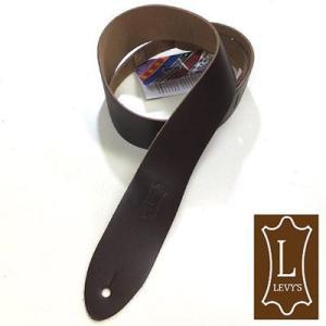 Levy's レビース ストラップ M12 DBR Leather|ebisound