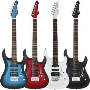 エレキギター AriaProII MAC-STD アリア ソフトケース付 【初心者】【入門】|ebisound