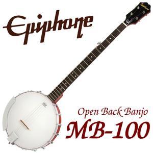 エピフォン Epiphone MB-100 バンジョー|ebisound