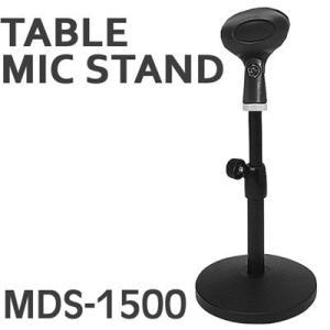卓上マイクスタンド キョーリツ  MDS-1500|ebisound
