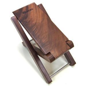 Morris MFT-1 モーリス ギター 木製 折り畳み 足台|ebisound