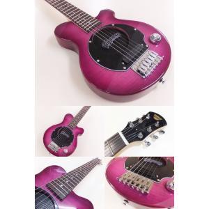 Pignose ピグノーズ PGG-200FM SPP フレイムトップ アンプ内蔵ミニギターセット|ebisound|02