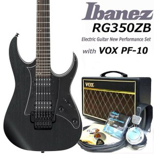 Ibanez アイバニーズ RG350ZB WK エレキギター 初心者セット15点 VOXアンプ付き |ebisound