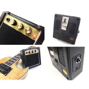 ギター用ミニアンプ RMS-10 9Vアダプター付属|ebisound|03