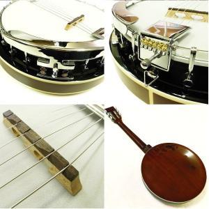 バンジョー ARIA SB-10G ギターバンジョー 8点セット|ebisound|04