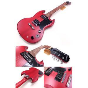 【ミニアンプ用9Vアダプター付!】 エピフォン エレキギター Epiphone SG Special VE SG スペシャルVE 11点セット|ebisound|04