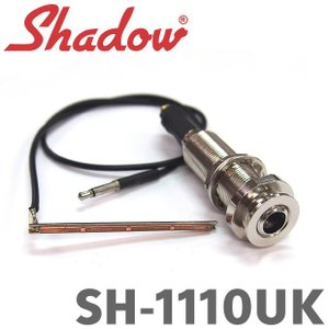 Shadow シャドウ SH-1110 UK ウクレレ用 アンダーサドル ピックアップ ebisound