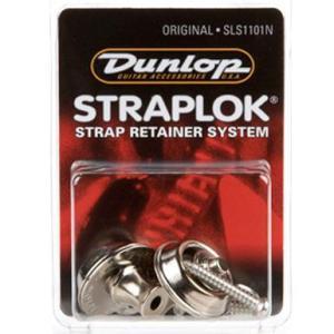 ダンロップ ロックピン Dunlop SLS1101N Original Nickel 【ネコポス送料210円】 【代引きの場合送料¥580】 【旧速達メール便】|ebisound
