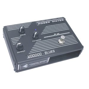 Roger Mayer ロジャーメイヤー Voodoo-Blues オーバードライブ/アクティブ スプリッター|ebisound