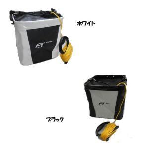 ファインジャパン BK-2077 EVAメッシュ反転バケツDX角 24cm ebisu3