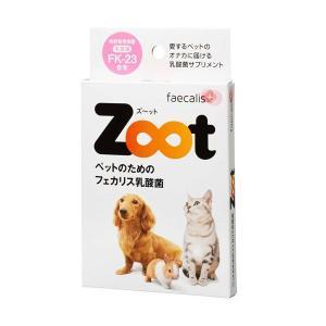ニチニチ製薬 Zoot(ズ〜ット) 60粒入り ペット用乳酸菌|ebisupet
