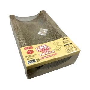 ペットプロジャパン 猫用爪とぎ 猫ちゃんのつめみがき U字型 詰め替え用2個パック|ebisupet
