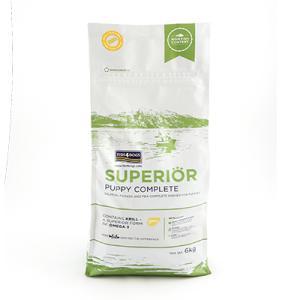 フィッシュ4ドッグ スーペリア パピー 12kg(6kg×2)|ebisupet