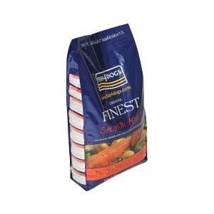 フィッシュ4ドッグ サーモン 小粒 6kg 【6kg×1袋または3kg×2袋】|ebisupet