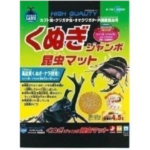 マルカン くぬぎジャンボマット 4.5L M-109 昆虫用マット|ebisupet