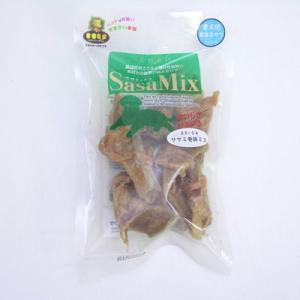 マルジョー ササミックス ササミ巻き豚ミミ 70g|ebisupet