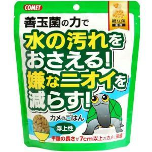イトスイ コメット カメのごはん 納豆菌 150g|ebisupet