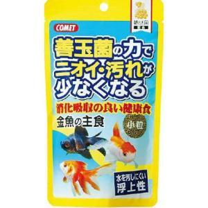 イトスイ コメット 金魚の主食 納豆菌 小粒 90g|ebisupet
