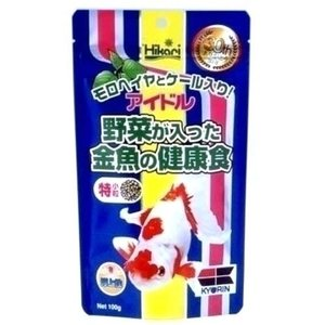 Hikari アイドル 100g 【金魚用飼料】|ebisupet