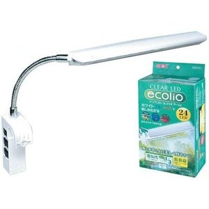 GEX(ジェックス) LEDライト クリアLED エコリオ アーム コンパクト水槽用 ebisupet